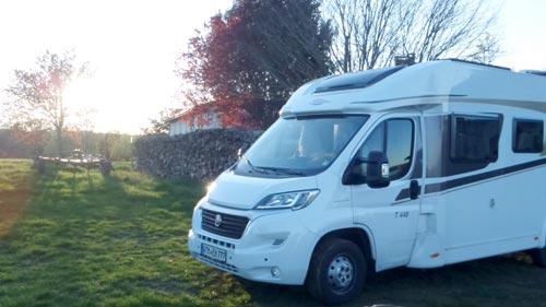 Adhésion à France Passion, accueil des camping cars
