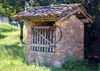 Le puits du Domaine de Maillac