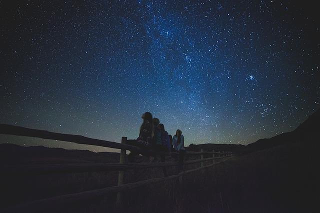 Le nez dans les étoiles – Domaine de Maillac
