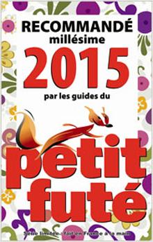 Le Petit Futé recommande le millésime 2015