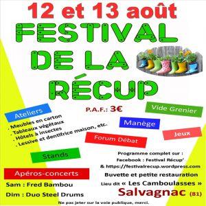 Festival de la récup @ Lieu-dit Les Camboulasses | Salvagnac | Occitanie | France