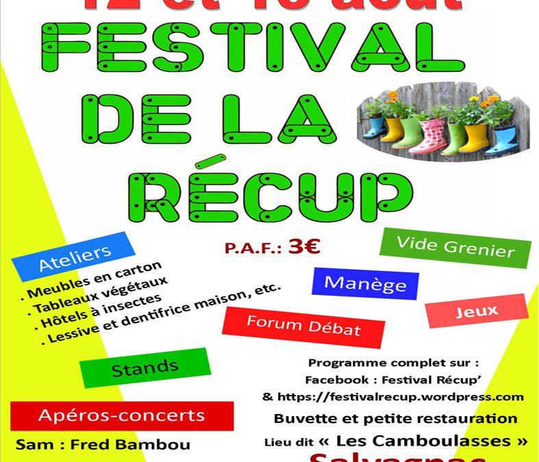 Festival de la récup