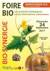 Bio-Synergie, Foire Bio de Montauban @ Eurythmie | Montauban | Occitanie | France
